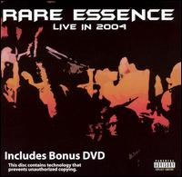 Live in 2004 [Bonus DVD] von Rare Essence