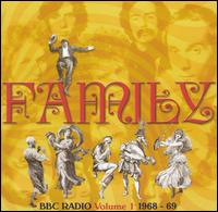 BBC Radio, Vol. 1: 1968-1969 von Family