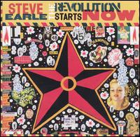 Revolution Starts...Now von Steve Earle