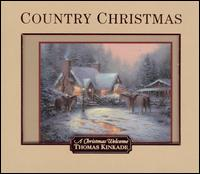 Country Christmas: A Christmas Welcome Thomas Kinkade von Thomas Kinkade