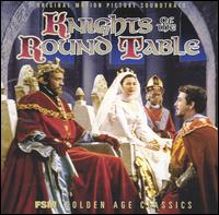 Knights of the Round Table [Original Motion Picture Soundtrack] von Miklós Rózsa