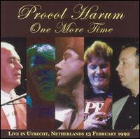 One More Time: Live in Utrecht von Procol Harum
