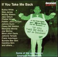 If You Take Me Back: Document Shortcuts, Vol. 2 von Various Artists