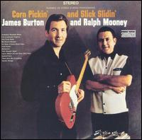 Corn Pickin' and Slick Slidin' von James Burton