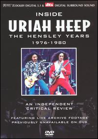 Inside Uriah Heep: A Critical Review 1976-1980 [DVD] von Uriah Heep