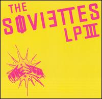 LP III von The Soviettes