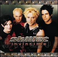 Invincible [12 Tracks] von Skillet
