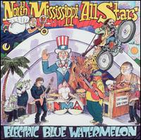 Electric Blue Watermelon von North Mississippi Allstars