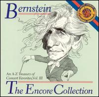 Bernstein: The Encore Collection, Vol. 3 von Leonard Bernstein