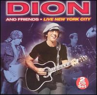 Live New York City von Dion