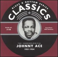Chronological Johnny Ace: 1951-1954 von Johnny Ace