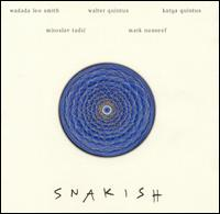 Snakish von Wadada Leo Smith