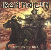 Death on the Road von Iron Maiden