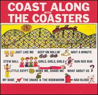 Coast Along with the Coasters von The Coasters
