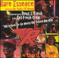 Live @ Club U, Vol. 2 von Rare Essence