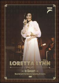 In Concert: Recorded with the Edmonton Symphony Orchestra von Loretta Lynn