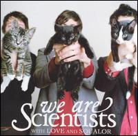 With Love and Squalor von We Are Scientists
