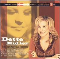 Sings the Peggy Lee Songbook von Bette Midler