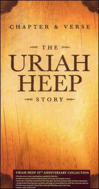 Chapter & Verse: The Uriah Heep Story (35th Anniversary Collection) von Uriah Heep