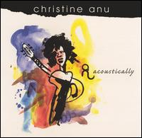 Acoustically von Christine Anu