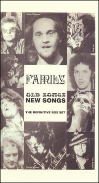 Old Songs New Songs: The Definitive Box Set von Family