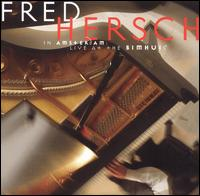In Amsterdam: Live at the Bimhuis von Fred Hersch