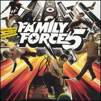Business Up Front/Party in the Back von Family Force 5