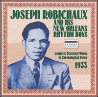 Joseph Robichaux & His New Orleans Rhythm Boys von Joe Robichaux