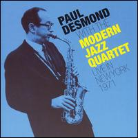 Live in New York 1971 von Paul Desmond