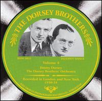 Volume 4 von The Dorsey Brothers