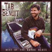 Best of the Bayou Blues von Tab Benoit