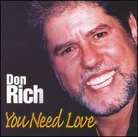 You Need Love von Don Rich