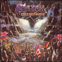 Rock the Nations von Saxon