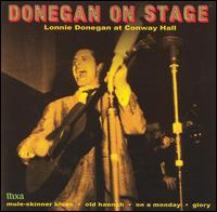 Donegan on Stage von Lonnie Donegan
