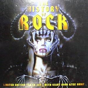 History of Rock von Various Artists