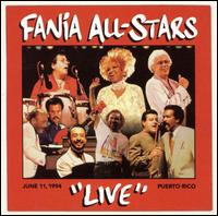 Live: June 11-1994, Puerto Rico von Fania All-Stars