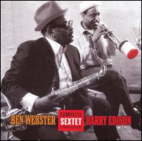 Complete Sextet Studio Sessions von Ben Webster