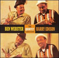Complete Quintet Studio Sessions von Ben Webster
