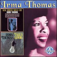 Wish Someone Would Care/Take a Look von Irma Thomas