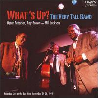 What's Up?: The Very Tall Band von Oscar Peterson