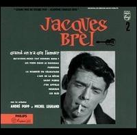 Quand on N'a Que l'Amour [1 CD] von Jacques Brel