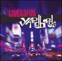 Live at B.B. King's Blues Club von The Yardbirds