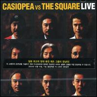 Casiopea vs the Square: Live von Casiopea