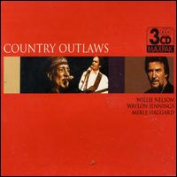 Country Outlaws: Willie Nelson/Waylon Jennings/Merle Haggard von Waylon Jennings