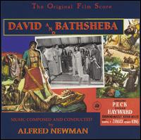 David and Bathsheba von Alfred Newman