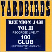 Reunion Jam, Vol. II von The Yardbirds
