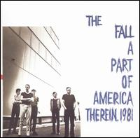A Part of America Therein, 1981 von The Fall
