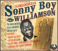 Original Sonny Boy Williamson, Vol. 1 von Sonny Boy Williamson