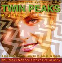 Twin Peaks: All New Season Two Music von Angelo Badalamenti