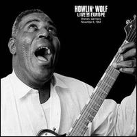 Live in Europe 1964 von Howlin' Wolf